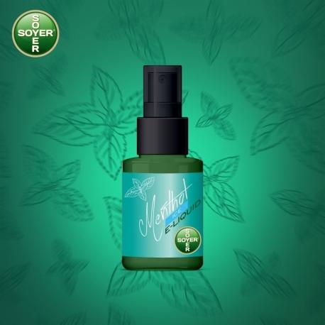 Spray aromatyzujący SOYER MENTHOL SOFT 30ml.