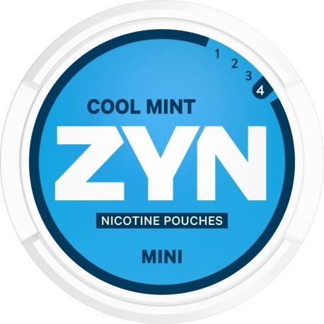 Woreczki nikotynowe ZYN MINI COOL MINT 6mg