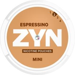 Woreczki nikotynowe ZYN MINI ESPRESSINO 3mg
