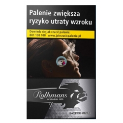 ROTHMANS D-SERIES SILVER 20