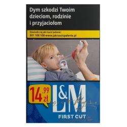 L&M FIRST CUT KS BOX
